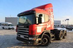 Scania P380. Седельный тягач 2007 г., 12 000 куб. см., 10 т и больше