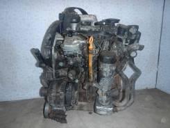 Двигатель (ДВС) 1.9TDi 8v 90лс AGR Audi A3 8L