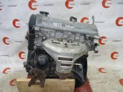 Двигатель в сборе. Toyota Corsa, EL51 Toyota Corolla II, EL51 Toyota Tercel, EL51 Toyota Cynos, EL52, EL52C Двигатель 4EFE