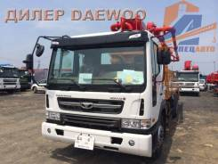 Daewoo Novus. Автобетононасос DongYang DCM43M на базе 15,5тонн, 11 051 куб. см., 43 м.
