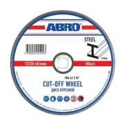 Диск отрезной по металлу 115x1.6x22 Abro CD-11516-R