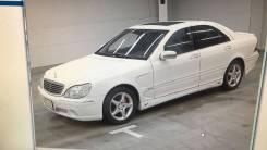 Mercedes-Benz S-Class. WDB2200751A107976, M113