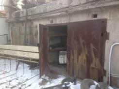 Боксы гаражные. улица Карбышева 46а, р-н БАМ, 98кв.м., электричество, подвал. Вид снаружи