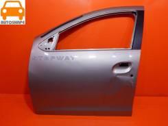 Дверь Renault Sandero Stepway 2, левая передняя