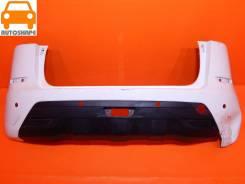 Бампер Lada X-Ray, задний