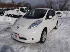 Nissan Leaf. вариатор, передний, электричество, 80 000тыс. км, б/п. Под заказ