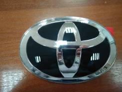 Эмблема. Toyota Land Cruiser Prado, GDJ150L, GDJ150W, GDJ151W, GRJ150L, GRJ150W, GRJ151W, KDJ150L, TRJ12, TRJ120, TRJ120W, TRJ125, TRJ125W, TRJ150W Дв...