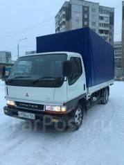 Mitsubishi Canter. Продается грузовик 4 вд,3 тонный., 5 201 куб. см., 3 000 кг.