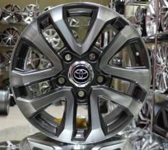 "Toyota. 8.5x20"", 5x150.00, ET40, ЦО 110,0мм."