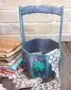 Короб для мелочей , подарок из дерева.