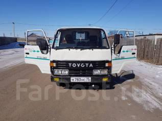 Toyota Dyna. Грузовик Toyota DYNA, 3 000 куб. см., 2 000 кг.