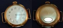 Часы 1920 год Золото 585 Оригинал
