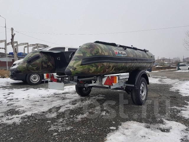 Курганские прицепы Водник. Г/п: 570 кг., масса: 750,00кг.