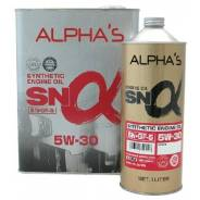 Alpha's. Вязкость 5W-30, гидрокрекинговое