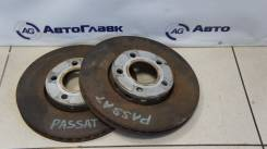 Диск тормозной. Volkswagen Passat, 3B2, 3B3, 3B5, 3B6 Skoda Superb Двигатели: 1Z, ACK, ADP, ADR, AEB, AEG, AFB, AFH, AFN, AFY, AGE, AGZ, AHA, AHH, AHL...