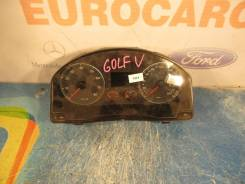 Панель приборов. Volkswagen Golf, 1K1 Двигатель BLG