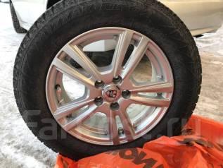 Продам или обменяю комплект японских колес Weds Joker. 6.0x15 5x100.00 ET53