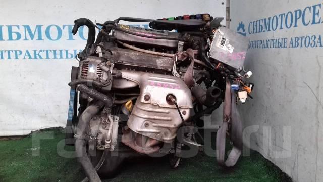 Двигатель в сборе. Toyota Nadia, SXN10, SXN10H Toyota Vista, SV50 Toyota Corona, ST210 Двигатели: 3SFSE, 3SFE