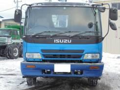 Isuzu Forward. 3х осный 11ти тонный борт-кран с Tadano 500, 8 200 куб. см., 8 000 кг. Под заказ