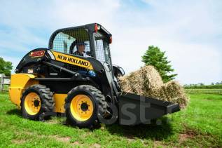New Holland L220. Мини погрузчик