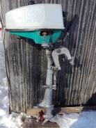 Салют. 2,00л.с., 2-тактный, бензиновый, нога S (381 мм), Год: 1986 год