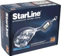 Автосигнализация StarLine А9. Iveco Starline. Под заказ