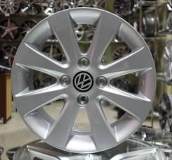 """Volkswagen. 6.0x14"""", 4x100.00, ET38, ЦО 57,1мм."""