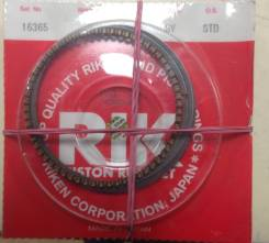 Кольца поршневые D15B, G16A ZC STD RIK 16101, 16365, 13011-PM5-A02 Honda