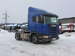 Scania R340. Skania, 10 000 куб. см., 10 т и больше