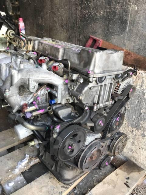 двигатель nissan bassara jnu30