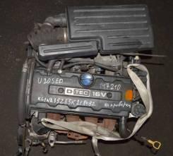 Двигатель в сборе. Chevrolet Lacetti Chevrolet Nubira Daewoo Nubira Daewoo Lacetti Двигатель U20SED
