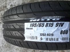 Nitto NT860. Летние, 2018 год, без износа, 4 шт