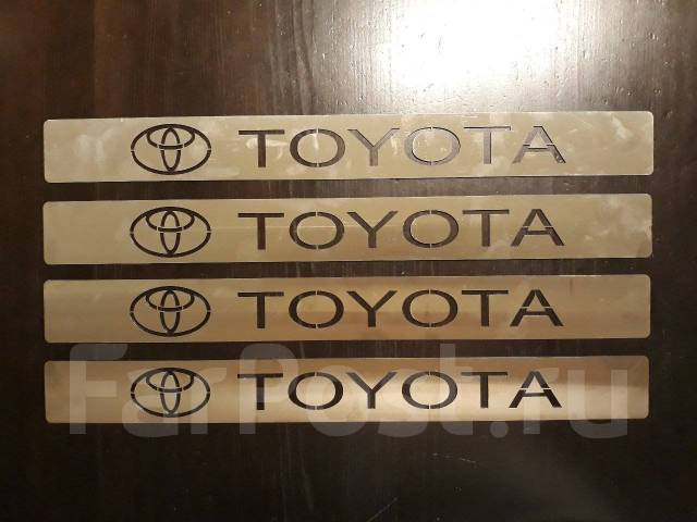Накладка декоративная. Toyota: Land Cruiser, ToyoAce, Corolla, Land Cruiser Prado, Dyna Двигатель 13BT