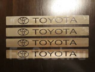 Накладка декоративная. Toyota Corolla, 18