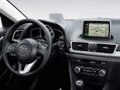 Установка навигации Mazda 3, 6, cx-5