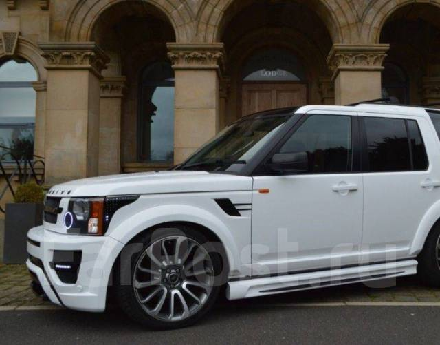 """Land Rover. x22"""", 5x120.00. Под заказ"""