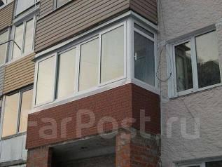 Остекления балконов, лоджий.