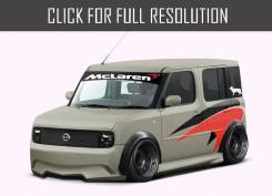 Глушитель. Nissan Cube, BNZ11, BZ11, NZ12, YZ11, Z12 Двигатели: CR14DE, HR15DE
