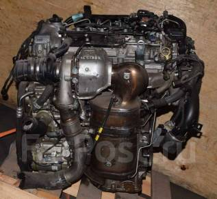 Двигатель в сборе. Chevrolet Orlando Двигатель Z20D1