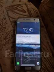 Samsung Galaxy S7 Edge Duos. Б/у, 32 Гб, Dual-SIM