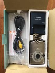 Canon Digital IXUS. 10 - 14.9 Мп, зум: 3х