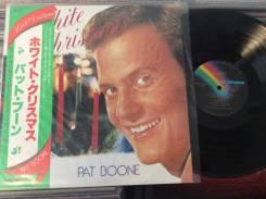 Пэт Бун / Pat Boone - White Christmas - JP LP 1959