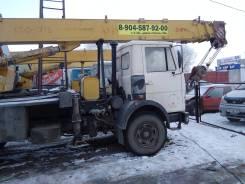 МАЗ Ивановец. Продам автокран маз ивановец, 16 000 кг., 18 м.
