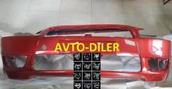 Бампер передний Mitsubishi Lancer X 6400B914 2,0