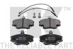 Колодки тормозные дисковые передние RENAULT LOGAN, SANDERO 229957