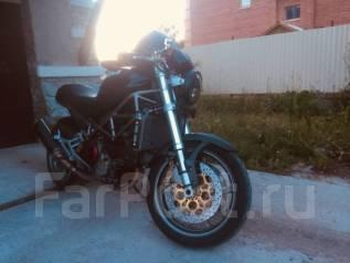 Ducati Monster. 920 куб. см., исправен, птс, с пробегом