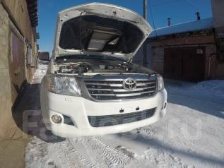 Toyota Hilux. AHTFR29G307040286, 2KD