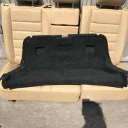 Обшивка багажника. Toyota Avensis