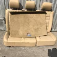 Панель пола багажника. Volkswagen Touareg