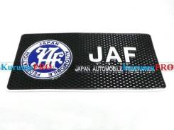 Коврик на панель JAF - Japan Automobile Federation - Большой. Toyota: Corona, Lite Ace, Ipsum, MR-S, Tundra, Sprinter, Tarago, Starlet, Porte, Echo, C...